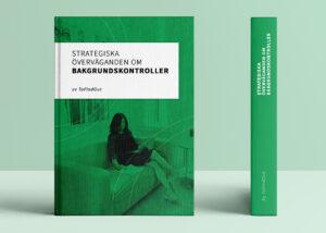 White Paper - Strategiska överväganden om bakgrundskontroller
