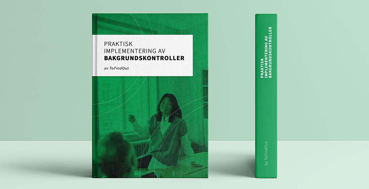 White Paper - Praktisk implementering av bakgrundskontroller