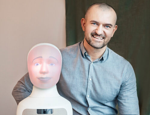 Roboten med det ädla uppdraget: att rekrytera fördomsfritt