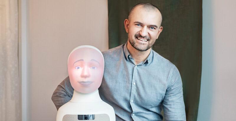 Roboten med det ädla uppdraget att rekrytera fördomsfritt