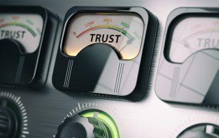Vad är tillit - Bakgrundskontroller