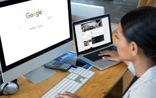 Granska den privata sfären i det digitala rummet - blurred